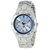 Reloj Nautica Blanco Manilla Metalica - Relojes para Hombre en ... 45b5c6f8920b