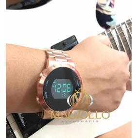 640b6ab3fd7 Relógio Feminino Euro Digital Rose Gold - Eubj3279af 4j