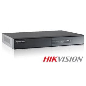 Dvr Seguridad 8 Canales Hikvision Ds-7208hqhi-f2/nio