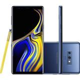 Samsung Galaxy Note 9 Sm-n9600 128gb Dual Azul Lacrado