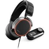 Headset Gamer Steelseries Arctis Pro + Game Dac - Novo