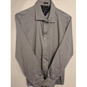 Camisa Tommy Hilfiger Slim Fit - Ropa y Accesorios en Mercado Libre ... 3bc816afa82fd