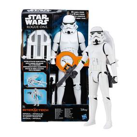 Star Wars Storm Trooper Interactivo 65 Frases - Hasbro 4+