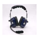 Noise Cancelling Pilot Headset For Kenwood Puxing Baofeng Uv