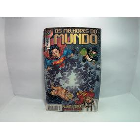 Hq Gibi Dc Comics Os Melhores Do Mundo N.3