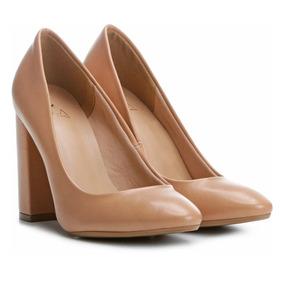 52fbe726d Creme J Adore Feminino Scarpins - Sapatos no Mercado Livre Brasil