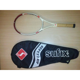Raqueta Tenis Sufix Modelo Air Carbon Con Funda Incluida