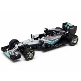 F1 Mercedes Petronas F1 W07 Hamilton Hybrid 16 Bburago 1:43
