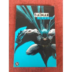 Batman - O Longo Dia Das Bruxas ( Box + 8hq