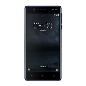 Telefono Celular Nokia 3 Azul - Android Go