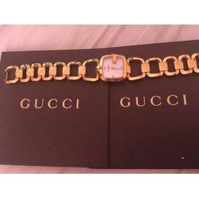 8d97e4de5f6 Relogio Gucci Diamantes Original - Joias e Relógios no Mercado Livre ...