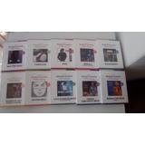 Colección Michael Jackson El Rey Del Pop Libros +cd