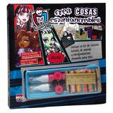 Monster High , Crea Cosas Espantoincreibles , Kit De Costura