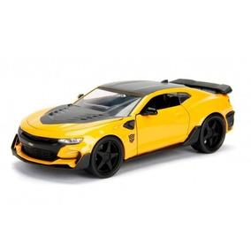 Transformers Carro Miniatura Camaro Bumblebee 1:24 10%off