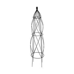 Panacea Vibrante Obelisco De 51.5 Negro