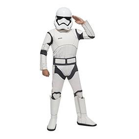 a4dd9f3c4d2 Star Wars Vii: The Force Awakens Deluxe Stormtrooper Disfraz