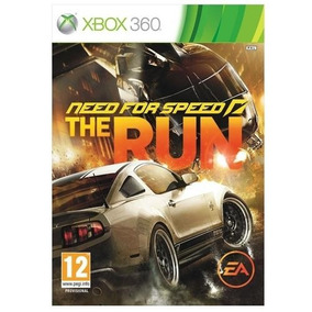 Need For Speed - The Run Xbox 360 Mídia Física Lacrado