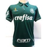 Camisa Polo Palmeiras Masculina 2018