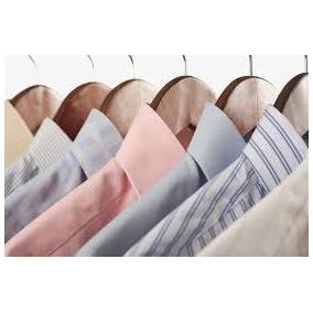 Lote 10 Camisas Sociais Masculinas Curtas E Compridas Usada
