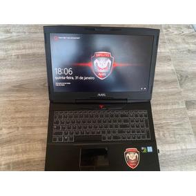 Notebook Gamer Avell Titanium G1556mx