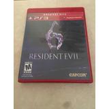 Resident Evil Ps3.