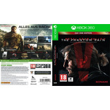 Juego Metal Gear Solidv Xbox 360 Usado Original