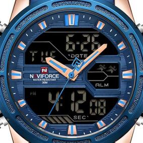 7c24b5b2bf Relógio Do Cruzeiro Licenciado Azulão - Relógios De Pulso no Mercado ...