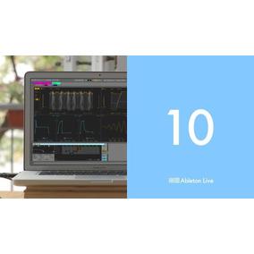 Ableton Live 10 Completo + Plugins Windows Mac + Suporte