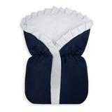 Saco De Dormir Com Zíper Cobertor Manta Bebê Algodão + Cores