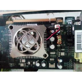 Tarjeta De Video Para Pc 512 Mb De Memoria Pci Express Niv