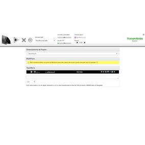 Web Rádio Streaming Com Auto Dj 20 Gb + App Android Grátis