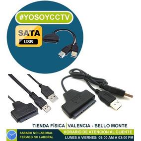 Cable Adaptador Usb A Sata Disco Duro 2.5 Laptop Usb 3.0