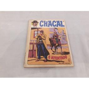 Gibi Chacal Nº 06 - Editora Vecchi - Dezembro 1980