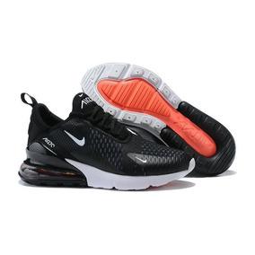 Alta Calidad Sombrío Nike Air Max 270 Zapatos Hombress