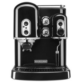 Cafetera Kitchenaid Artisan Espresso Machine Negra