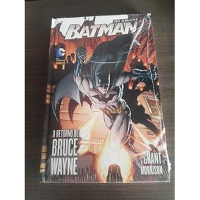 Batman - O Retorno De Bruce Wayne - Dc Deluxe