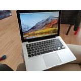 Remato Macbook Pro 13 Core I5 500gb Mid 2012 Buen Estado Che