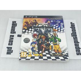 Kingdom Hearts Hd 1.5 Remix Limited Edition Ps3 - Semi-novo