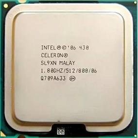 Procesador 1.80 Ghz Celeron 100% Funcional