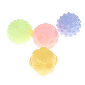 Bolas Sensoriales De Textura Suave Para Bebé Los Niños Peq 46a81b5fc734