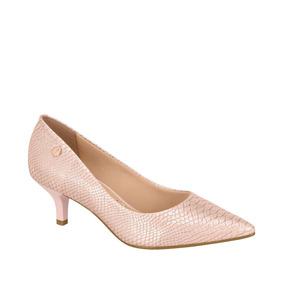 d3ef8a0c538 Scarpin Vizzano Rosa Numero 34 Feminino - Sapatos no Mercado Livre ...