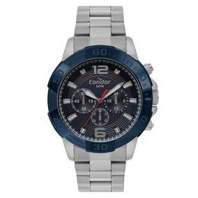 Relógio Masculino Cronógrafo Condor Covd54ba/3a