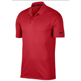 Playera Nike Golf Polo Victory Roja - Golf Tenis Casual