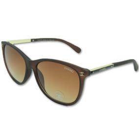 Oculos De Sol Feminino Da Chanel - Óculos De Sol no Mercado Livre Brasil b2605f5c74