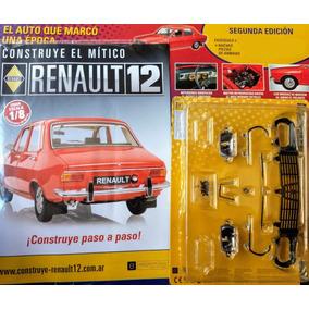 Renault 12 Para Armar - Eaglemoss - Numero 2
