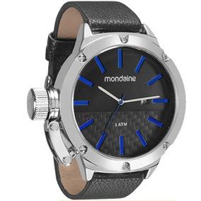 Relógio Masculino Mondaine Original - 69241 Gom Vh2
