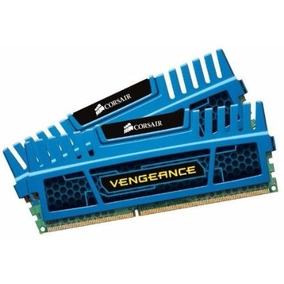 Memorias Ram Corsair Vengeance 4x2 8gb Azules