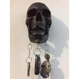 Porta Llaves Skull