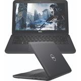 Notebook Dell Inspiron Dual Core 11.6 Ssd 32gb 4gb Win10