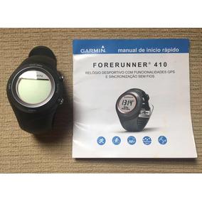 Relógio Gps Garmin Forerunner 410